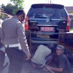 Tragedi di Blitar, Avanza Plat Merah Tabrak Pengendara Motor hingga Tewas