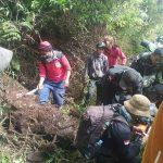 Amankan Jalur Pendakian Semeru, TRC BPBD Lumajang Bersihkan 20 Pohon Tumbang