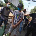 Remaja Asal Perak Jombang Bobol Rumah Makan, Ulahnya Terekam CCTV