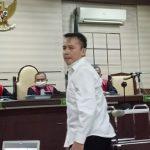 Peras Modin Rp 2 Juta, Camat Porong Sidoarjo Divonis 1 Tahun Penjara