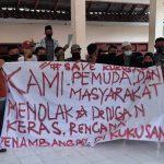 Pemuda dan Tokoh Masyarakat Tolak Penambangan di Desa Kukusan Situbondo