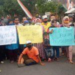 Warga Tolak Penutupan Perlintasan KA Tak Berpalang di Gedog Blitar