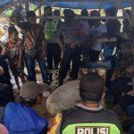 Demo Tolak Tambang Galian C, Warga Jatidukuh Mojokerto Paksa Alat Berat Dikeluarkan