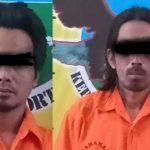 Lagi Nyabu, Dua Warga di Nganjuk Ditangkap