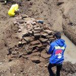 Tanpa BPCB, Ekskavasi Struktur Bata Kuno di Nganjuk Dimulai