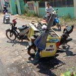 Asyik Balapan, Pemuda di Situbondo Tabrak Penjual Dawet