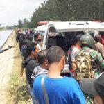 Korban Arus Sungai Lodoagung Blitar Ditemukan 200 Meter dari Titik Tenggelam