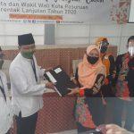Paslon Gus Ipul – Adi Wibowo Resmi Daftar Pilwali Kota Pasuruan