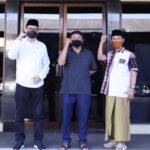 Duet Kelana-Dwi Astutik Tunjuk Haji Masnuh Jadi Ketua Tim Pemenangan