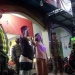 Tak Bermasker, 20 Warga di Rogojampi Banyuwangi Disanksi Hormat Bendera