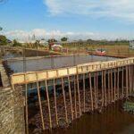Proyek RSUD Kota Probolinggo Dimulai, Jembatan Tak Bisa Dilewati Kendaraan Proyek