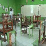 Satu Guru Positif Covid-19, KBM Tatap Muka di SMKN 2 Nganjuk Gagal