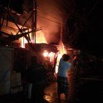 Diduga Akibat Konsleting Listrik, Sebuah Rumah di Pasuruan Ludes Terbakar