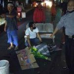 Dihantam Truk, Warga Kediri Tewas dengan Kepala Terluka di Nganjuk