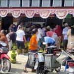 Elpiji Melon Eceran Sulit Didapatkan, Warga Ponggok Blitar 'Serbu' Pangkalan