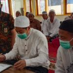 2 Penghuni Lapas Pasuruan Masuk Islam