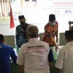 Lima Parpol Non Parlemen di Kota Pasuruan Bergabung, Siap Menangkan TEGAS