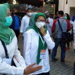Merupakan Sejarah, Mak Rini Tantang Petahana di Pilbub Blitar 2020