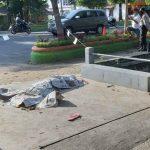 Pria Tanpa Identitas Ditemukan Meninggal Depan Musala di Ngawi