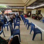 Puluhan Peserta Ujian Perangkat Desa di Kecamatan Kauman Tulungagung Protes Tahapan Penilaian