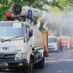 PMI Kota Pasuruan Peduli Pencegahan Covid-19