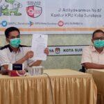KPU Tetapkan Dua Paslon untuk Bersaing di Pilwali Surabaya