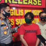 Stres Bengkel Sepi Konsumsi Sabu, Seorang Bapak di Surabaya Diringkus