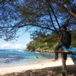 Pantai Pangi Blitar, dengan Ombak Kalem Meneduhkan