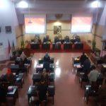 Rapat Paripurna DPRD Kabupaten Mojokerto, Tak Semua Anggota Hadir