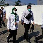 Daftar ke KPU, Mak Rini – HR Santoso Tantang Petahana di Pibup Blitar 2020