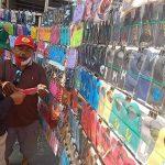 Penegakan Hukum Prokes Covid-19, Omzet Pedagang Masker di Kota Probolinggo Naik