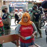 Tak Hafal Pancasila dan Indonesia Raya, Pelanggar Tak Pakai Masker di Pasuruan Baca Ayat Kursi