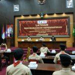 Cetak SDM Unggul, Gerakan Pramuka Kwartir Blitar Gelar Pelatihan Pengembangan Kepemimpinan