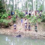 Daun Telinga Mayat di Sungai Afur Mbesini Jember Hilang Akibat Gigitan Biawak, Bukan Korban Pembunuhan