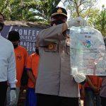 Enam Pengedar Sabu-sabu dan Pil Koplo di Probolinggo Diringkus Polisi