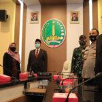 Pengukuhan dan Penyerahan Keputusan Mendagri Penunjukan Pjs Walikota Pasuruan