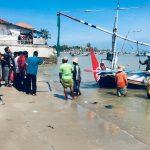 Nelayan Lobuk Sumenep yang Hilang Saat Melaut Ditemukan di Jumiang Pamekasan