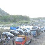 Kurangi Konflik dan Polusi, Bupati Lumajang Resmikan Jalur Khusus Angkutan Pasir