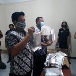 Sabu 8 Kilogram dari Malaysia Disembunyikan di Dalam Speaker