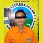 Edarkan Pil Dobel L, Paijo Ditangkap Polisi Nganjuk