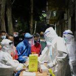 Tangkal Covid-19, Dinkes Surabaya Gelar Rapid Test Massal