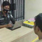Karyawan Katering Asal Sidoarjo Diringkus Polisi Lantaran Narkoba