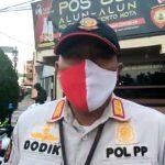 Tiga Toko Swalayan Ditutup Satpol PP Mojokerto, Ini penyebabnya
