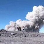 PVMBG Imbau Warga Tak Berkegiatan dalam Radius Satu Kilometer dari Gunung Semeru