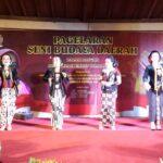 Sosialisasi Empat Pilar, MPR RI Angkat Kesenian Lokal di Jombang