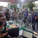 Tim Pemburu Pelanggar Prokes di Mojokerto Jaring 100 Orang Tak Bermasker
