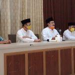 Bapaslon Gus Ipul-Adi Mulai 'Dekati' PD Muhammadiyah Kota Pasuruan