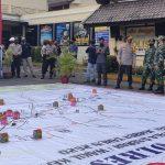 Pengamanan Pilkada Jember, Polisi Terapkan Strategi TFG, Libatkan 10.910 Personel