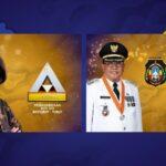 Walikota Blitar Terima Penghargaan 'WTP 10 Kali Berturut-turut' dari Menkeu