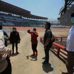 Jelang Piala Dunia U-20 Tahun 2021, Wali Kota Surabaya Tinjau GBT